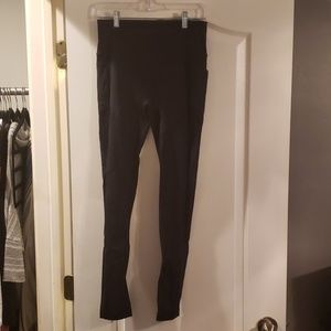 LuluLemon size 8 compression tights